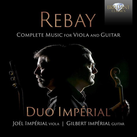 COMPLETE MUSIC FOR VIOLA AND GUITAR/ DUO IMPERIAL [레바이: 비올라와 기타를 위한 작품 전곡 - 듀오 임페리알]