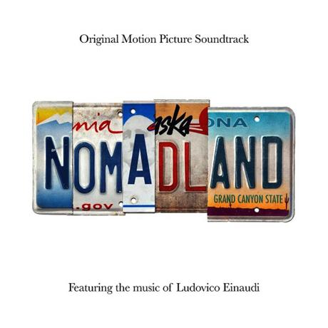 NOMADLAND: FEATURING THE MUSIC OF LUDOVICO EINAUDI [노매드랜드]