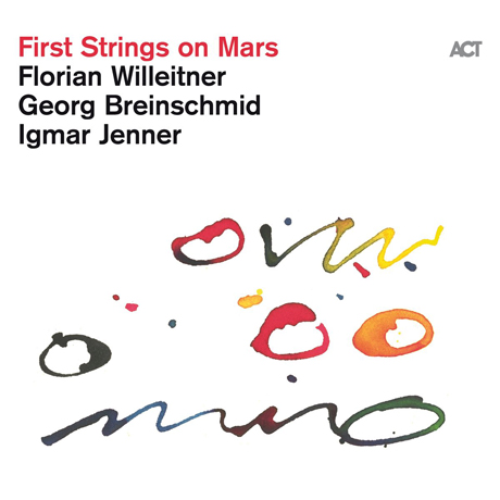 FIRST STRING ON MARS