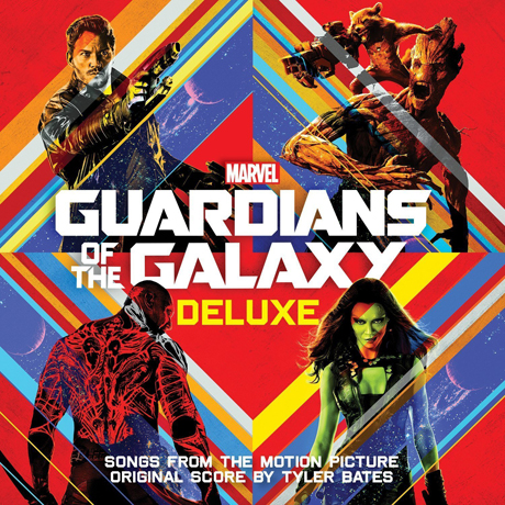 GUARDIANS OF THE GALAXY [DELUXE] [가디언즈 오브 갤럭시]