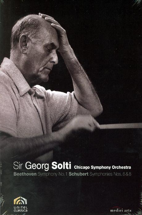 베토벤 & 슈베르트: 교향곡 1번,6번,8번 [BEETHOVEN & SCHUBERT: SYMPHONY NO.1,6,8/ GEORG SOLTI]