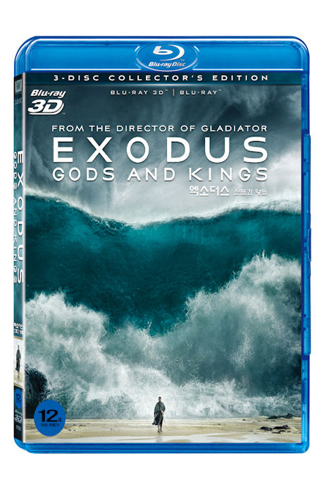 엑소더스: 신들과 왕들 3D+2D [EXODUS: GODS AND KINGS]
