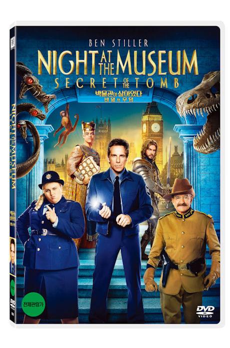 박물관이 살아있다 3: 비밀의 무덤 [NIGHT AT THE MUSEUM: SECRET OF THE TOMB]