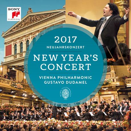 NEW YEAR'S CONCERT 2017/ GUSTAVO DUDAMEL [2017 빈 신년음악회 - 구스타보 두다멜]