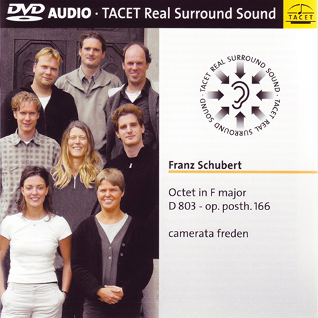 OCTET/ CAMERATA FREDEN [DVD AUDIO]
