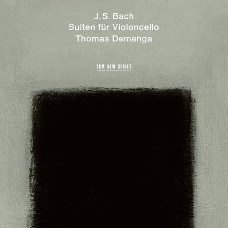 SUITES FOR CELLO/ THOMAS DEMENGA [바흐: 무반주 첼로 모음곡 전곡 - 토마스 데멩가]