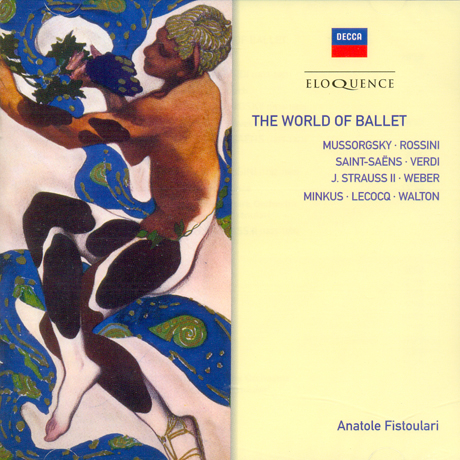 THE WORLD OF BALLET/ ANATOLE FISTOULARI