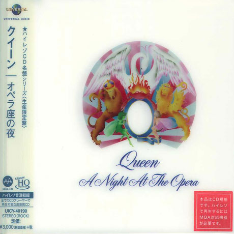 A NIGHT AT THE OPERA [LIMITED] [MQA-UHQ]