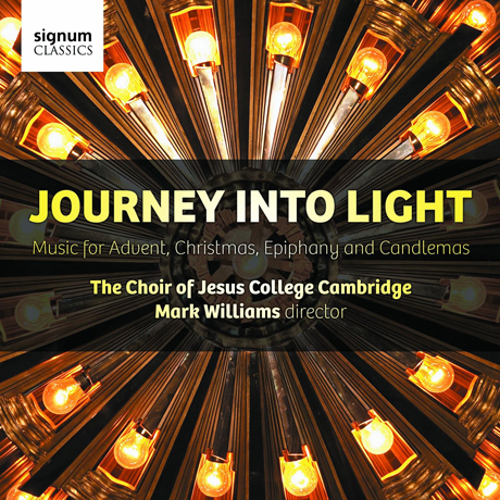 JOURNEY INTO LIGHT/ MARK WILLIAMS