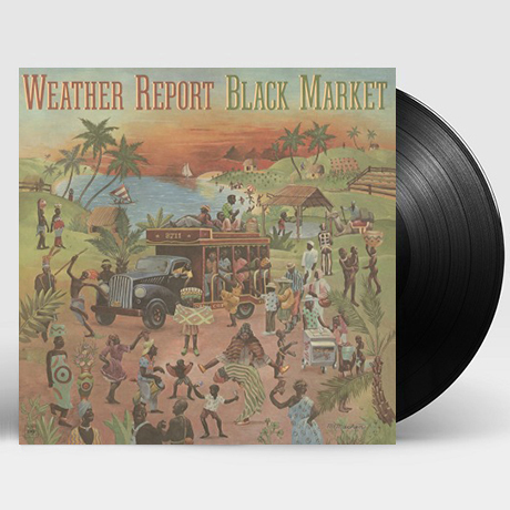 BLACK MARKET [180G LP]