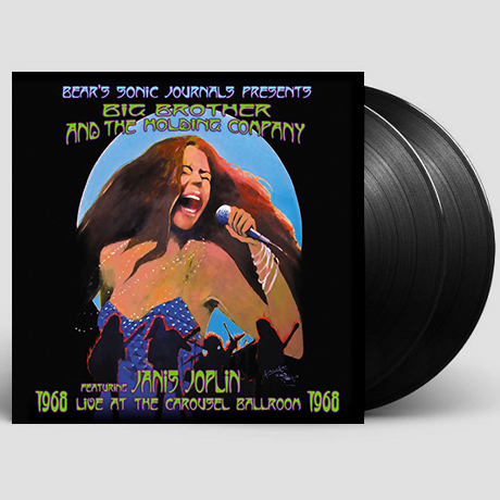 LIVE AT THE CAROUSEL BALLROOM 1968 [180G LP]