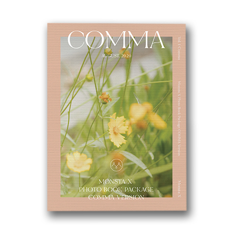 2020 PHOTO BOOK [COMMA VER]