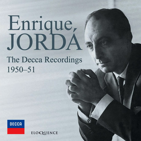 THE DECCA RECORDINGS 1950-1951 [엔리케 호르다: 데카 레코딩]