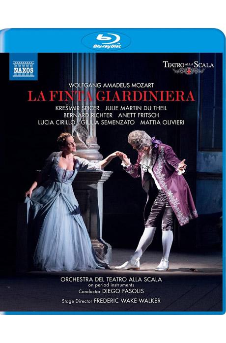 LA FINTA GIARDINIERA/ DIEGO FASOLIS [모차르트: 오페라 <가짜 여정원사>] [한글자막]