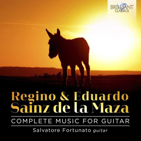 COMPLETE MUSIC FOR GUITAR/ SALVATORE FORTUNATO [사인스 데 라 마사: 기타 음악 전곡 - 살바토레 포르투나토]