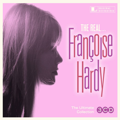 THE REAL...THE ULTIMATE FRANCOISE HARDY COLLECTION