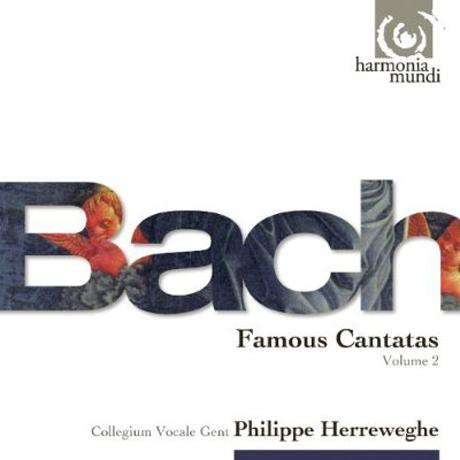 FAMOUS CANTATAS VOL.2/ DEBORAH YORK, PHILIPPE HERREWEGHE