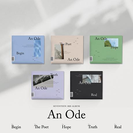 AN ODE [5종 패키지] [정규 3집]