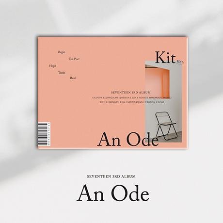 AN ODE [정규 3집] [키트]