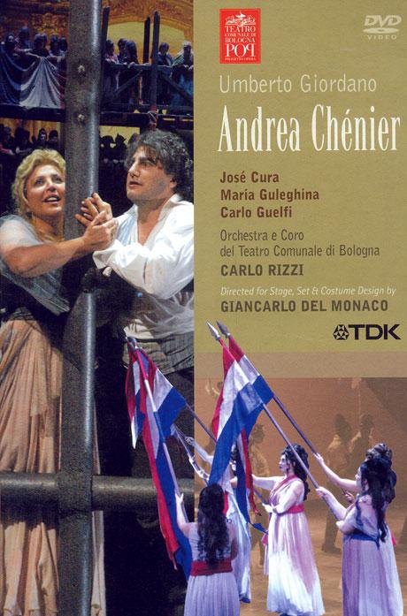 ANDREA CHENIER/ CARLO RIZZI