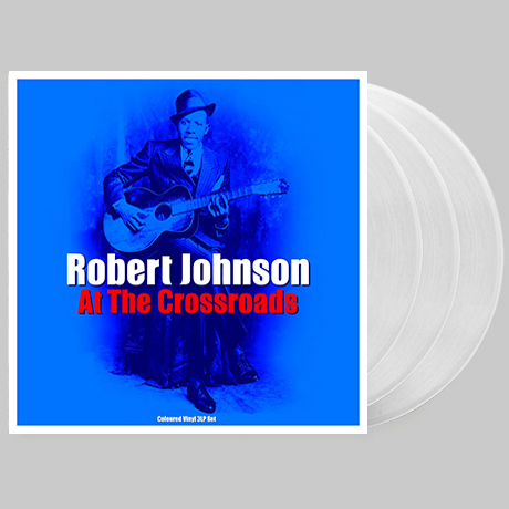AT THE CROSSROADS [180G CLEAR LP]
