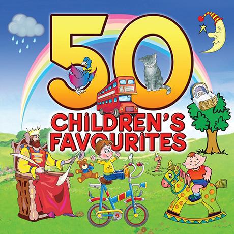 50 CHILDREN`S FAVOURITES