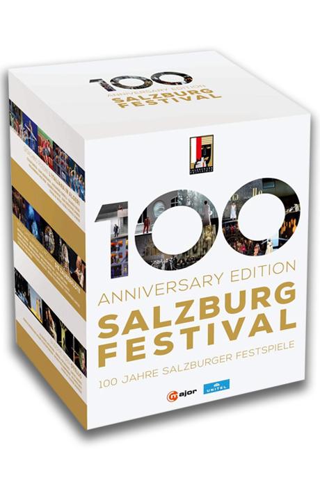 100 ANNIVERSARY SALZBURG FESTIVAL [잘츠부르그 100주년 기념 오페라박스]