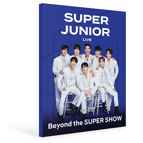 BEYOND THE SUPER SHOW [BEYOND LIVE 사진집]