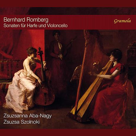 롬베르크: 하프와 첼로를 위한 세 개의 소나타, Op. 5