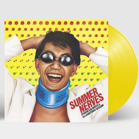 SUMMER NERVES [CITY POP ON VINYL 2020] [CLEAR YELLOW LP] [한정반]