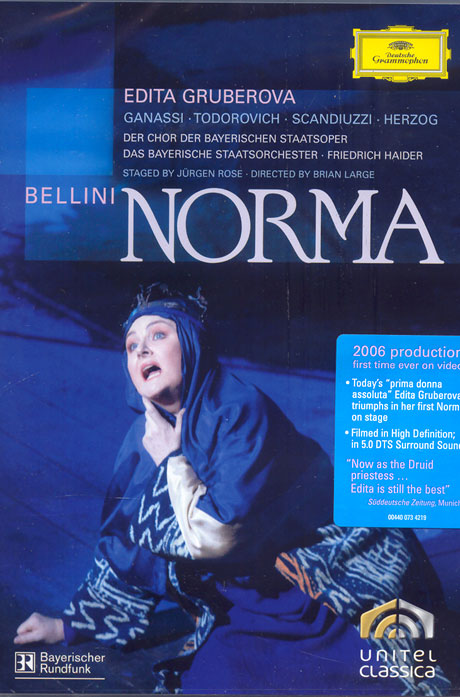BELLINI/ NORMA/ EDITA GRUBEROVA/ FRIEDRICH HAIDER