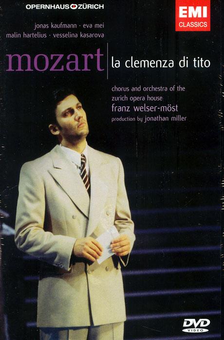 MOZART/ LA CLEMENZA DI TITO/ FRANZ WELSER-MOST