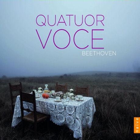 STRRING QUARTETS/ QUATUOR VOCE