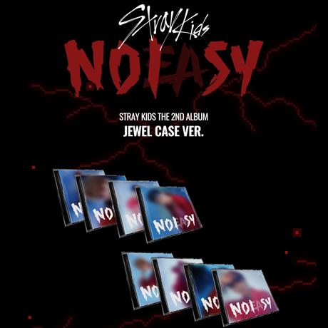 NOEASY [정규 2집] [Jewel Case Ver]