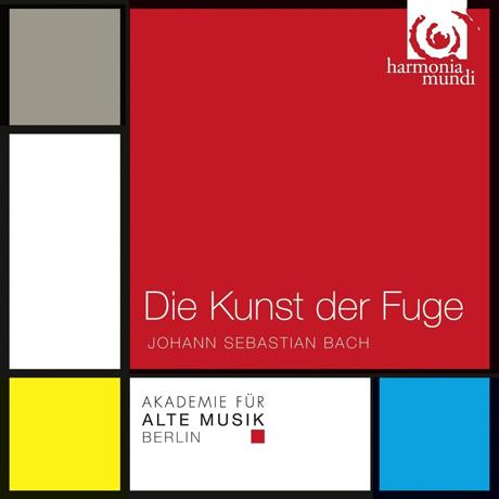 DIE KUNST DER FUGE/ AKADEMIE FUR ALTE MUSIK BERLIN