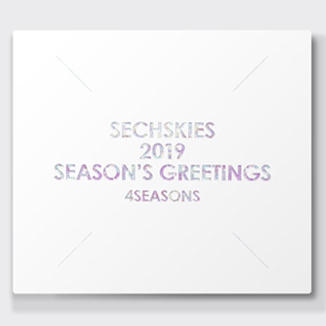 2019 SEASONS GREETINGS [4SEASONS]