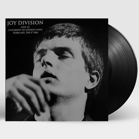 LIVE AT UNIVERSITY OF LONDON UNION FEBRUARY THE 8TH 1980 [LP]