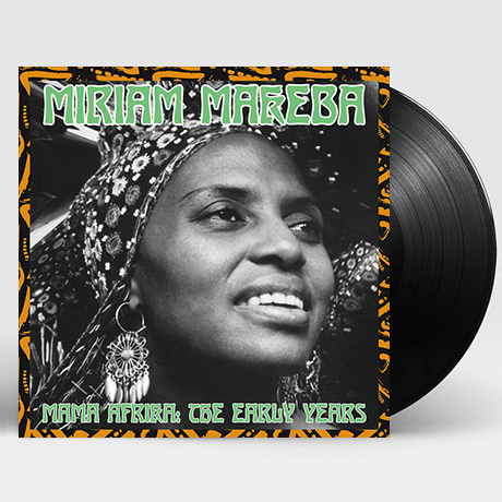 MAMA AFRIKA: THE EARLY YEARS [LP]