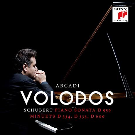 PIANO SONATA D959 & MINUETS/ ARCADI VOLODOS [슈베르트: 소나타 & 미뉴엣 - 아르카디 볼로도스]