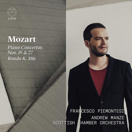 모차르트: 피아노 협주곡 19번 & 27번