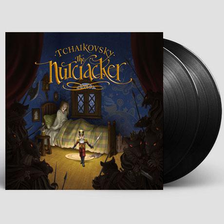 THE NUTCRACKER/ SIMON RATTLE [차이코프스키: 호두까기 인형 - 사이먼 래틀] [180G LP]