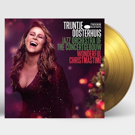 WONDERFUL CHRISTMASTIME [180G GOLD LP] [한정반]