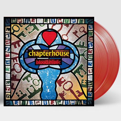 BLOOD MUSIC [180G TRANSPARENT RED LP] [한정반]