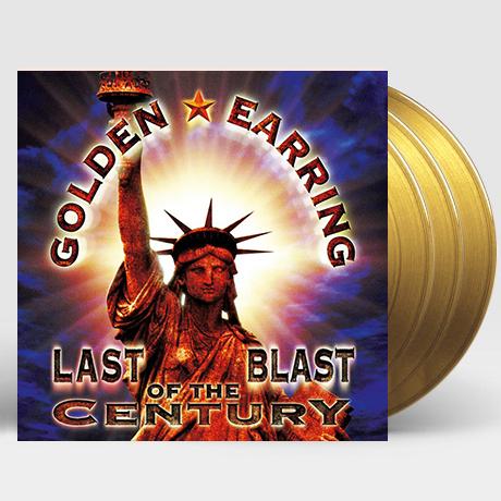 LAST BLAST OF THE CENTURY [180G GOLD LP] [한정반]