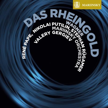 DAS RHEINGOLD/ VALERY GERGIEV [SACD HYBRID] [바그너: 라인의 황금]