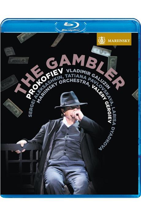 THE GAMBLER/ VALERY GERGIEV [프로코피에프: 도박사]