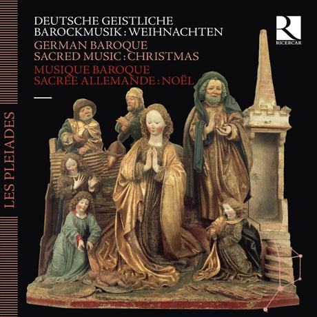 GERMAN BAROQUE SACRED MUSIC: CHRISTMAS [독일 바로크 성탄 음악 박스세트]