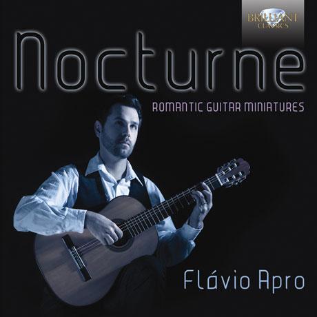 NOCTURNE: ROMANTIC GUITAR MINIATURES [플라비오 아프로: 녹턴 & 로맨틱 기타 작품집]