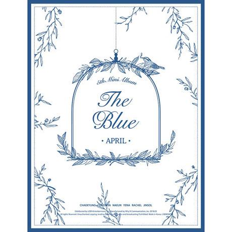 THE BLUE [미니 5집]