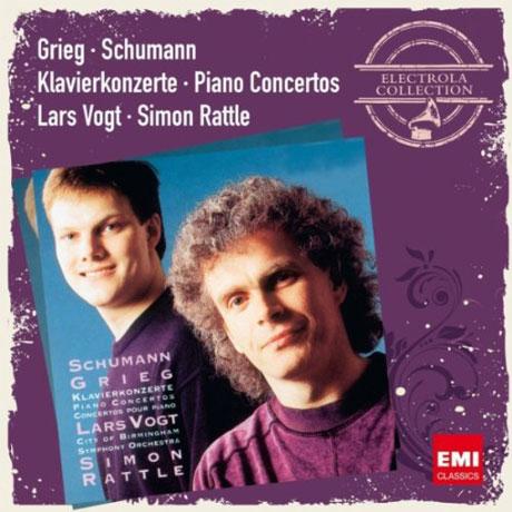 PIANO CONCERTOS/ LARS VOGT, SIMON RATTLE